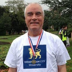 Professor John Clibbens